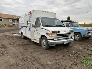 Work Cube Truck Dually F450 Ford