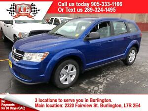 2015 Dodge Journey Canada Value Pkg, Automatic, 43, 000km
