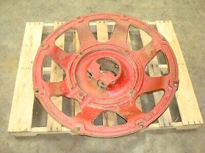 1964 International Ih Farmall 504 Rc Tractor Rear Center Wheel Hub