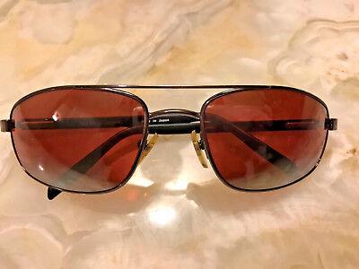 Sun Gear Sunglasses Big Sky 24K Rose 613786 Wire Frames Japan Men (Big Sky Sunglasses)