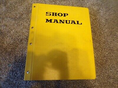 3 Manuals Total John Deere 450g 455g 550g 555g 650g Crawler Bulldozers Manual