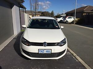 2011 Volkswagen Polo 66TDI  6R Comfortline Franklin Gungahlin Area Preview