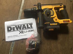 Dewalt 18 v xr lithium-ion 3 mode sds+cordless rotary drill Gordon Moorabool Area Preview