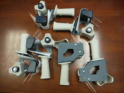 6 Brand New Packing Tape Heavy Duty Gun Dispensers For 2 Rolls