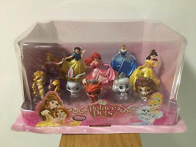 Original Disney Palace Pets - Figurenspielset Deluxe Prinzessin Rapunzel NEU OVP