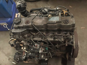 1997 mitsubishi delica wrecking 4m40 turbo diesel engine High Wycombe Kalamunda Area Preview
