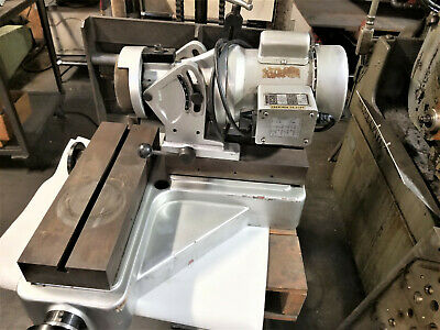 Cutter Master Inc. Fcg-30 End Mill Grinder Sharpener W Air Spindle - Used
