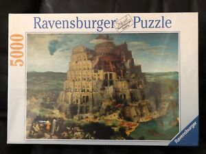 Ravensburger 5000 piece puzzle CAN POST IF NEEDED