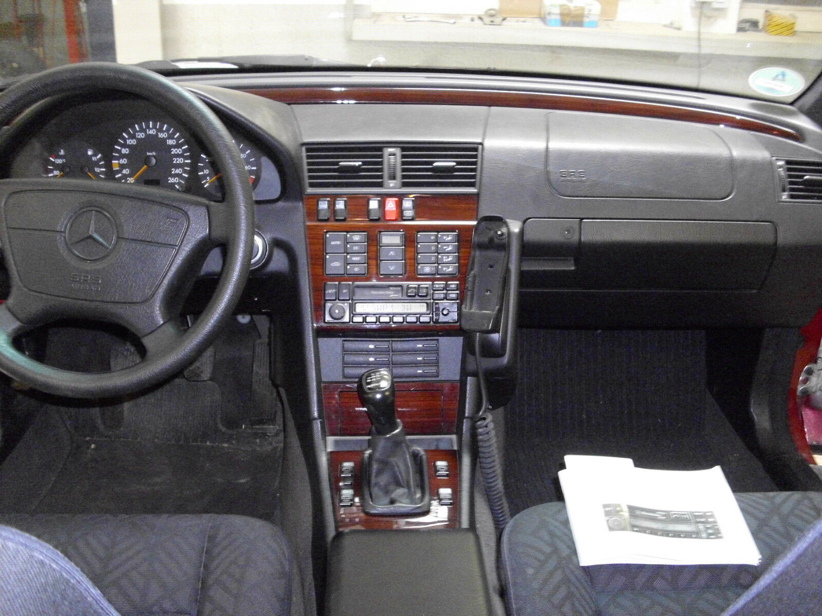 Mercedes-Benz C280 W202 Elegance mit Klima Automatik selten,mit Radio,Sportfahrw
