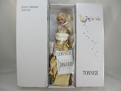 Tonner Deja Vu Doll Golden Girl 2014 Paris Festival Le 75 Nrfb   One Owner