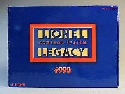 LIONEL #990 LEGACY COMMAND SET CONTROL SYSTEM 1.6 VERSION TMCC CAB-2 6-14295 NEW