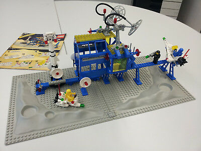 Space Commander (Lego 6971 Intergalactic Command Base komplett mit OBA / Space Classic Weltraum)