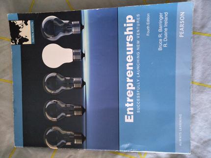 Entrepreneurship textbooks gumtree australia free local entrepreneurship 4th edition fandeluxe Gallery