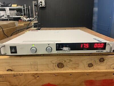 Xantrex Xfr 60-20 Dc Power Supply 0-60v 0-20a Power Tested