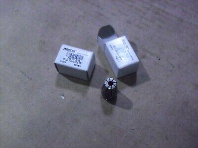 Two  Parlec Er16 18 Collet Ers16-0125