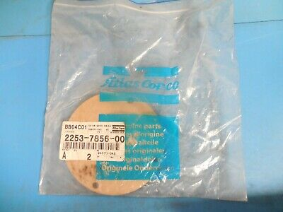 Atlas Copco 2253-7856-00 Diaphragm For Atlas Copco Air Compressors 2pk