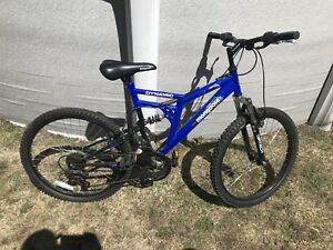 Bicycle Mongoose 18 vitesse