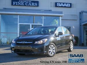 2014 Subaru Impreza One Owner  Automatic/AWD/Air Conditioning