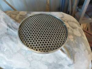 4 BARREL CHROME CARBY AIR CLEANER SUIT ANY 4 BARREL