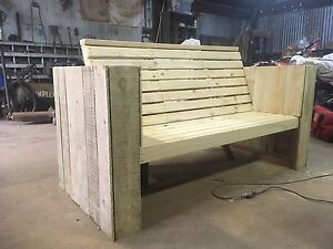 Outdoor Bench Seat Coleraine Southern Grampians Preview