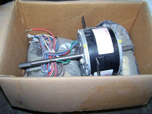 A.O. SMITH 513 FAN MOTOR VARIABLE HP 1040 RPM 1-PH HE3E150N