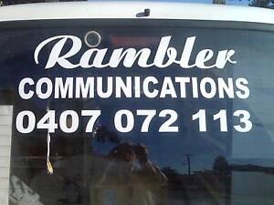 Rambler communications P/L Merrylands West Parramatta Area Preview