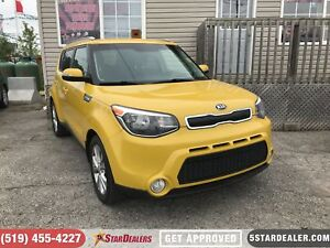 2015 Kia Soul EX+ | HEATED SEATS | BLUETOOTH