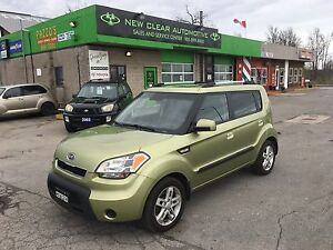 2010 Kia Soul - Low Kms! Clean!!