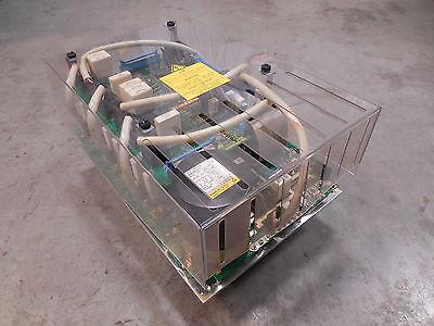 Used Fanuc A06b-6076-h101 Rj2 6 Axis Servo Amplifier A16b-2100-010002a W Cover