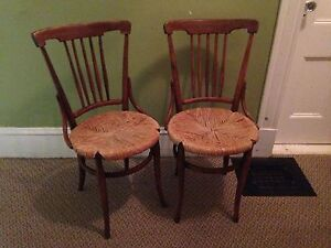 Couple Of Very Old Antique Chairs
