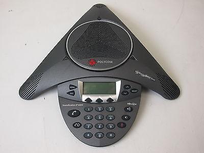 Polycom SoundStation IP 6000 Conference Phone 1 Year Warranty
