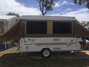 2005 Jayco Eagle camper trailer Bligh Park Hawkesbury Area Preview
