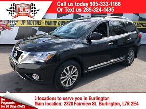 2015 Nissan Pathfinder SL, Automatic, Back Up Camera, 4x4