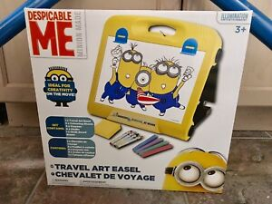 Despicable Me - Travel Art Easel (by Sambro) (Unused)