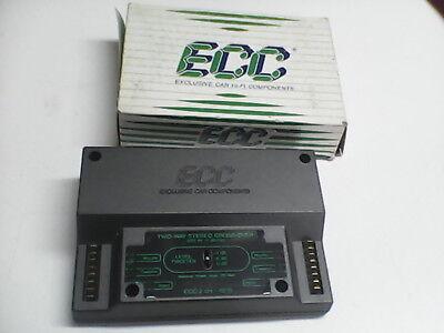 ECC 3CRX crossover passivo stereo 2 way TOP DI GAMMA tweeter-midwoofer usato  Brusciano