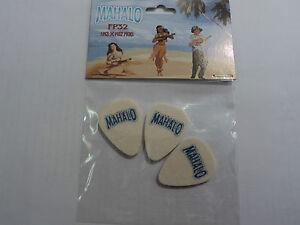 ukulele felt plectrums by Maholo / picks