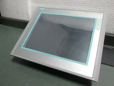 Siemens Multi Panel Touch Mp377 12 1p 6av6 644-0aa01-2ax0 Input Dc 24v 45914dh