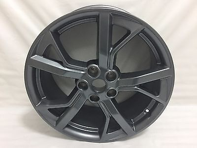 New Set Of 4 19  X8  Wheels Rims For Nissan Altima Maxima Charcoal Grey