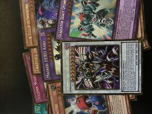 Gold Rare YUGIOH CARDS for sell