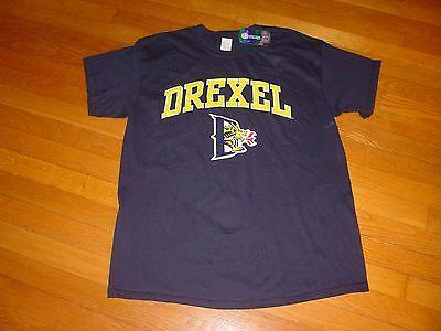 Ncaa Drexel University Dragons    T Shirt New   Tags   Sz     Xxlarge   Xxl  2Xl