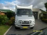 MECEDES MOTORHOME Port Macquarie City Preview