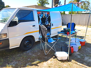 2006 Mitsubishi Campervan - Low K's - Brand new fitout Morley Bayswater Area Preview