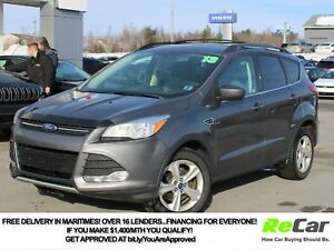 2013 Ford Escape SE 4X4 | HEATED SEATS | ONLY $68/WK TAX INC....
