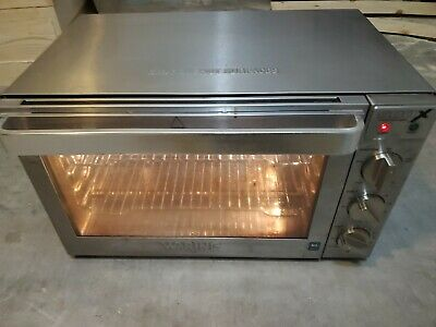Waring Commercial 1700w Half-size Convection Oven