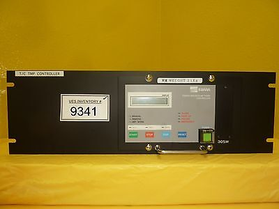 305w Ebara Rem01 Pwm 20m Turbomolecular Pump Controller Rack Turbo Tested