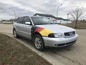 2000 Audi A4 Quattro 1.8t NEED GONE