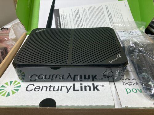 ZyXEL PK5000Z DSL Modem Wireless Router and CenturyLink Connectivity Kit