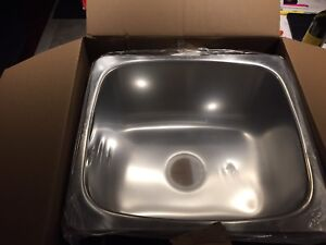 New Laundry Sink