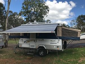 Jayco swan outback Ormiston Redland Area Preview
