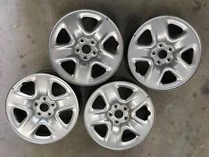 Toyota Rav4 steel rims 17 x 6.5 Hume Queanbeyan Area Preview